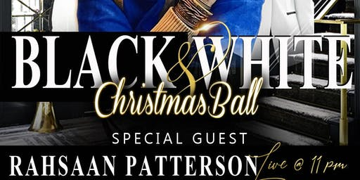 "2nd Annual Black And White Christmas Ball ""UPSCALE ATTIRE"""