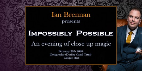 Impossibly Possible February: Ian Brennan tickets