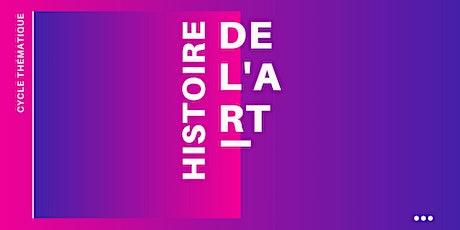 Cycle Histoire d'Art billets