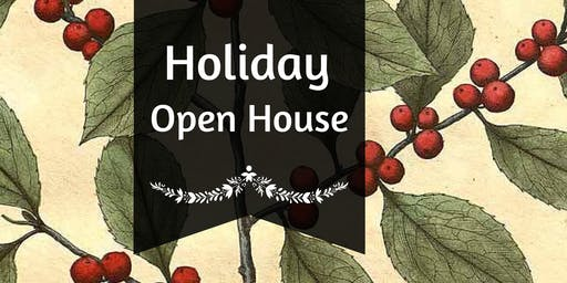 Lloyd Library Holiday Open House
