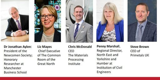 Panel Discussion - The Future of Engineering in the UK