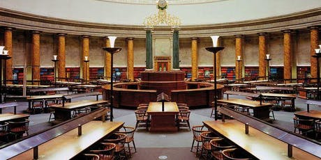 Manchester Central Library Explained & Explored tickets
