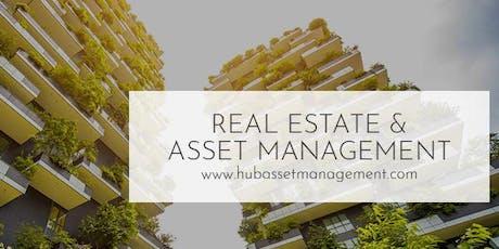 Dedicato ad investitori immobiliari. Vieni a conoscere HUB Asset Management ! biglietti