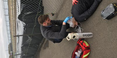FREC 3 Emergency Response  Medical Training