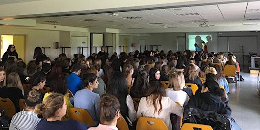 """Conférence """"Raisonnement clinique partagé"""" présentée par Thérèse PSIUK"""