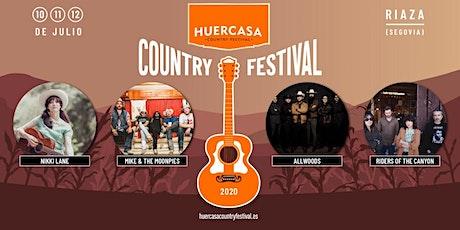 Huercasa Country Festival 2020, en Riaza (Segovia) entradas