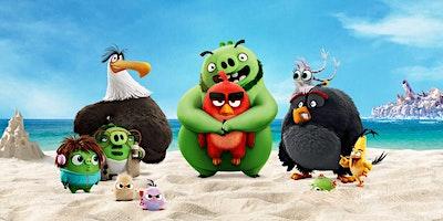 Angry Birds The Movie 2 (+Mamma's Pizza)