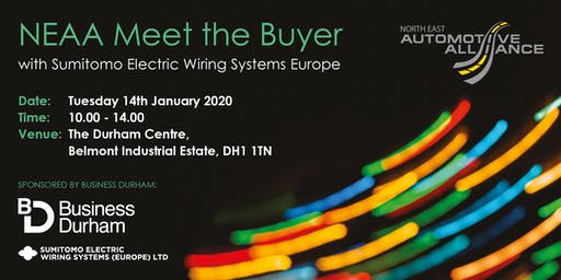 NEAA Meet the Buyer with Sumitomo Electric Wiring Systems Europe