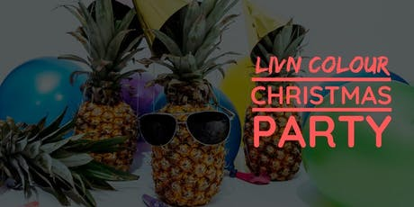 Livn Colour Christmas Party 2019 tickets