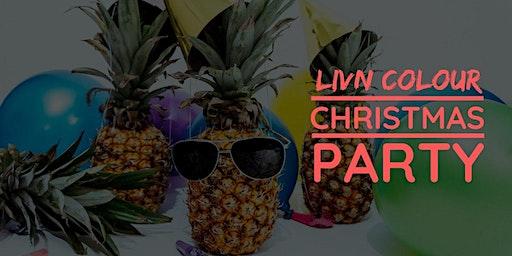 Livn Colour Christmas Party 2019