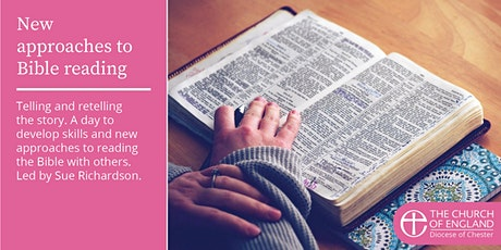 New approaches to Bible reading tickets
