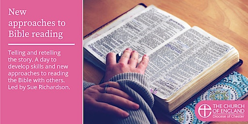 New approaches to Bible reading