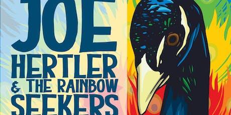 Joe Hertler & The Rainbow Seekers tickets