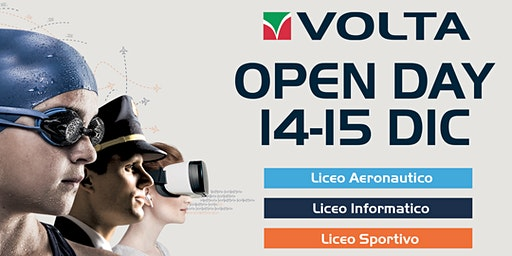 Open Day Licei Volta