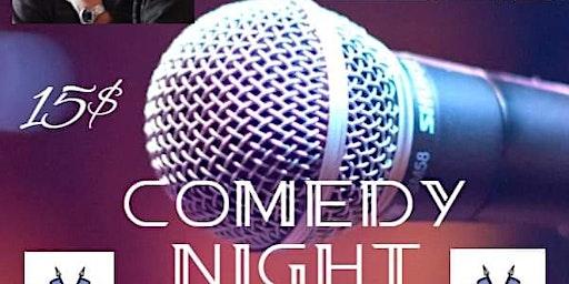 Saline American Legion Comedy Night 1/17/20