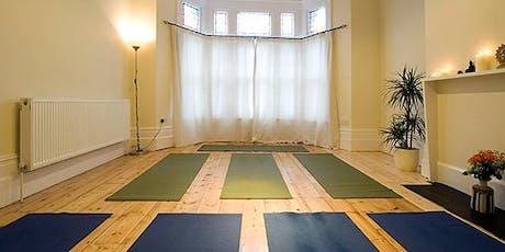 Yin Yoga  - New Year Sunday Workshop tickets