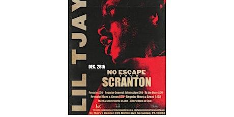 LIL Tjay True 2 MySelf : Scranton tickets