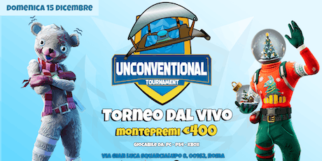 Unconventional Tournament XIII - XPG Edition tickets