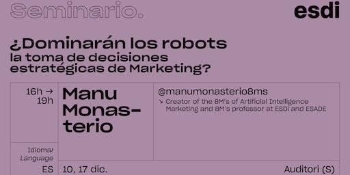 ¿Dominarán los Robots la toma de decisiones estratégicas de Marketing?