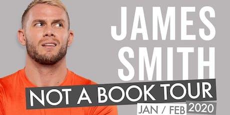 James Smith Live - Glasgow tickets