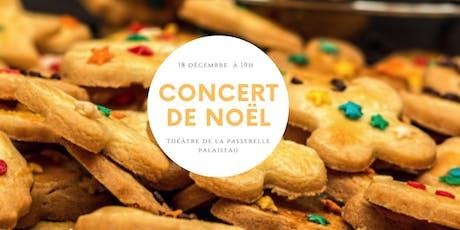 Concert de Noël billets