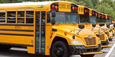 Fulton County Schools Bus Driver Fair - December 7 tickets