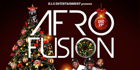 AFROFUSION PRESENTS UGLY SWEATER CHRISTMAS PARTY tickets