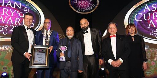 Best Middle Eastern Restaurant Award - Celebration Night