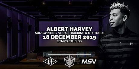 Masterclass - Albert Harvey tickets