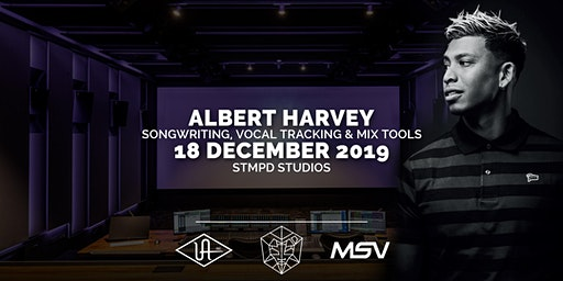 Masterclass - Albert Harvey
