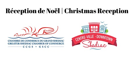 5-7 Réception de Noël / Christmas Reception tickets