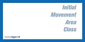 Class 2/3 Initial Movement Area Orientation Class |...