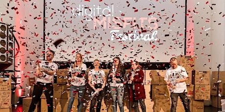 Digital Misfits Festival 2020 - Corporate & Masterclass Tickets tickets