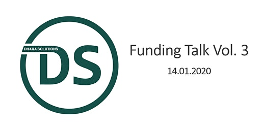 Funding Talk Vol. 3