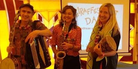 Concerteenies Stories: Giraffes Can't Dance (3s & 4s) tickets