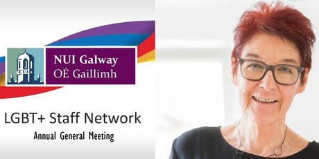 LGBT+ Staff Network AGM & In Conversation with Ailbhe Smyth tickets