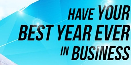 Make 2020 Your Best Year Ever in Business tickets