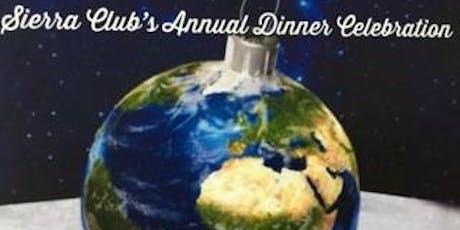 Green Country Sierra Club Annual Dinner tickets