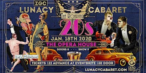 Lunacy Cabaret - Roaring 20's