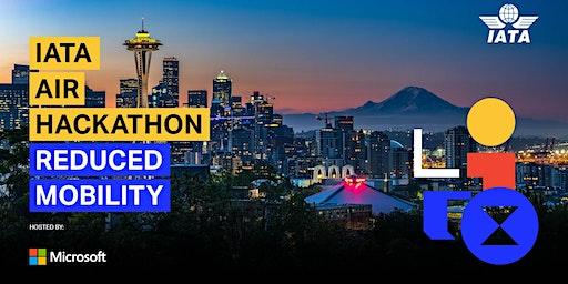 IATA Hackathon Seattle- https://airtechzone.iata.org/hackathons/sea20/
