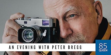 85 Queen: An Evening with Peter Bregg tickets
