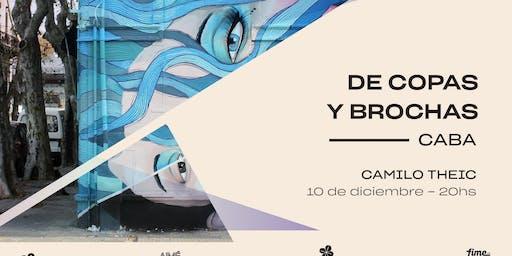 De Copas y Brochas CABA @Camilo Theic