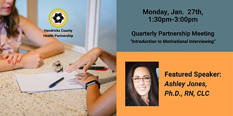 Quarterly Partnership Meeting - Introduction to Motivational Interviewing tickets