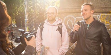 Exploring sound with Sennheiser and Tom Gateley (Edinburgh) tickets