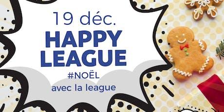 Happy League :: Le Petit Dej Digital billets