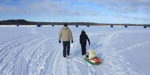 2020 Island Lake Conservation Area Ice Fishing Derby