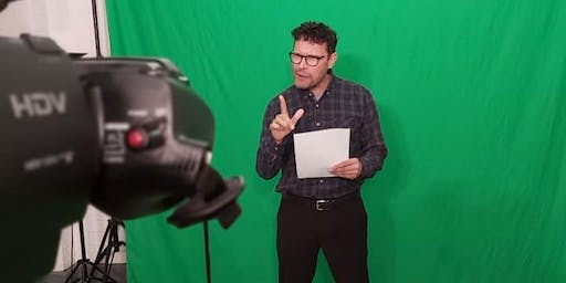Acting to camera: Acting for TV and Film