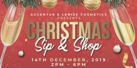 Christmas Sip & Shop- Vendor Sign Up