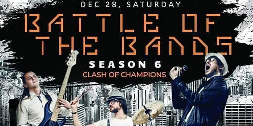 INTERNATIONAL BATTLE OF BANDS (CLASH OF CHAMPIONS)