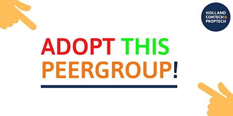 Peer Group Meeting  #0109 Peer Group ter adoptie tickets